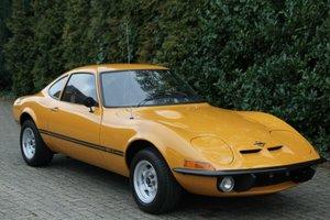 Opel GT /J Junior, Europaversion! 1974, 17.900,- Euro For Sale