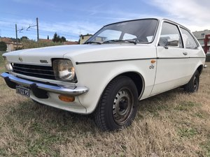 One owner preserved Opel Kadett City 1000 1977