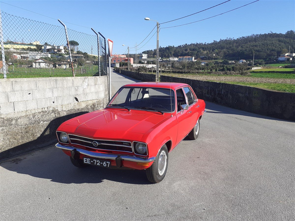 1972 Opel 1604 S For Sale (picture 1 of 6)
