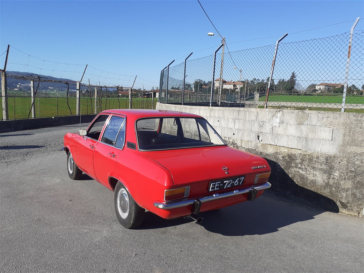 1972 Opel 1604 S For Sale (picture 2 of 6)