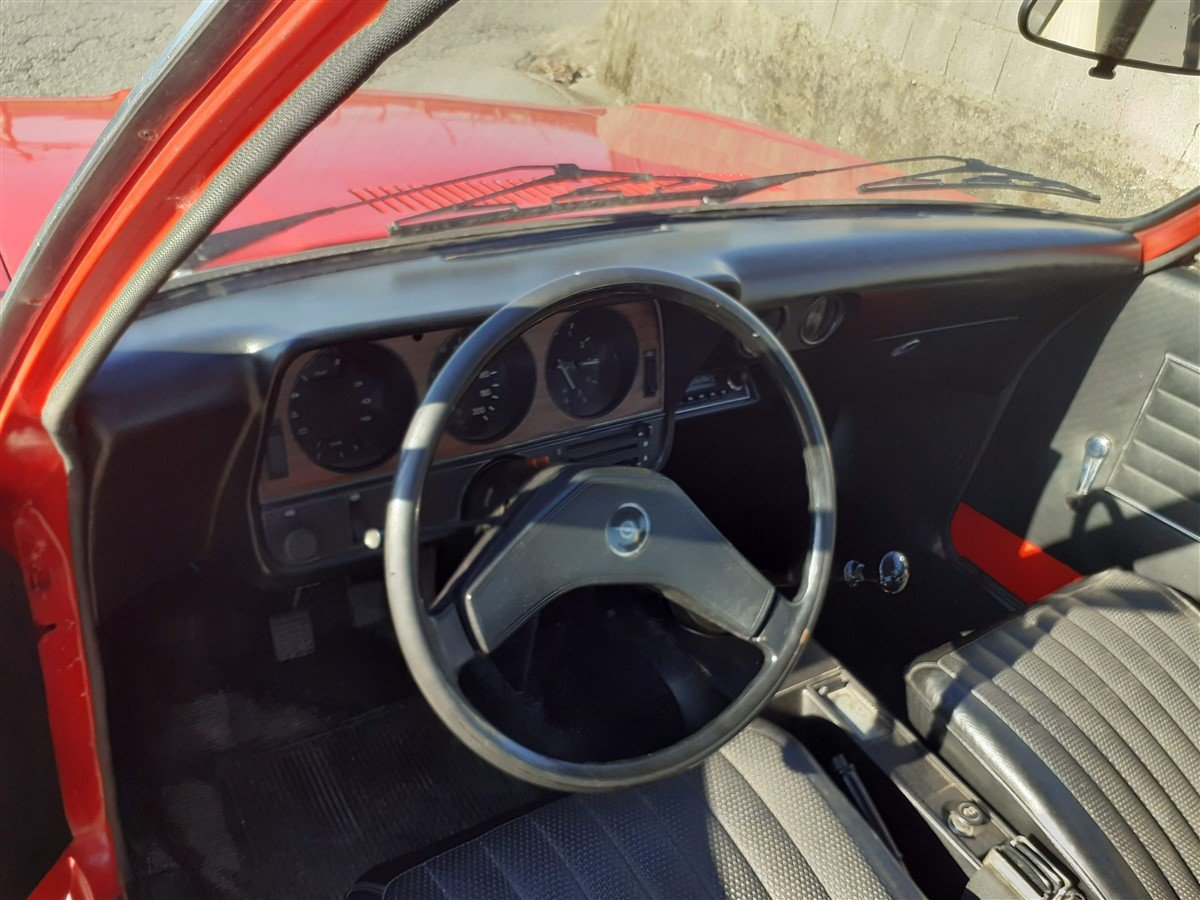 1972 Opel 1604 S For Sale (picture 3 of 6)