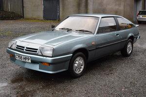 1986  Opel Manta 1.8 Berlinetta, Just 64,519 Miles...Superb!