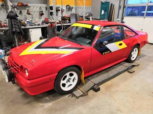 1900 Opel Manta FIA Group A SOLD