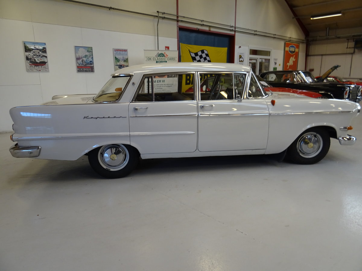 1961 Opel Kapitän P2 For Sale (picture 8 of 24)