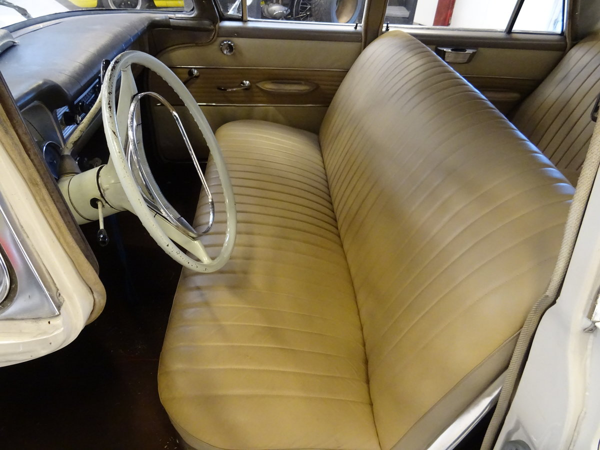 1961 Opel Kapitän P2 For Sale (picture 14 of 24)