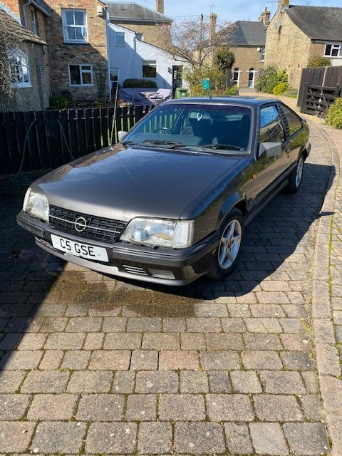 1986 Opel Monza GSE SOLD (picture 1 of 6)