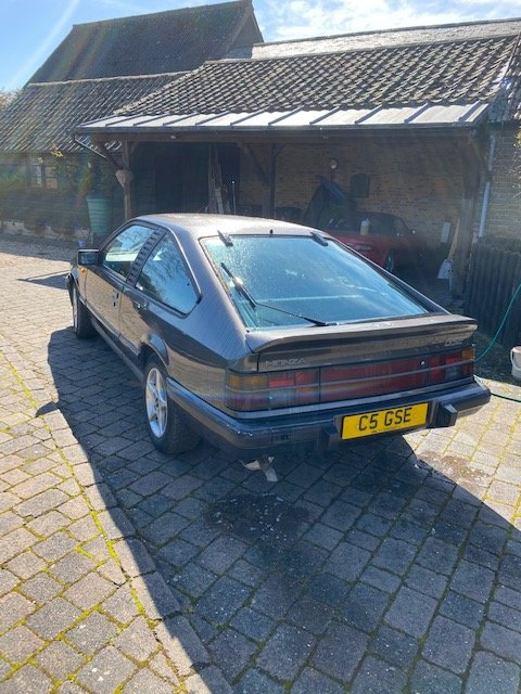 1986 Opel Monza GSE SOLD (picture 2 of 6)