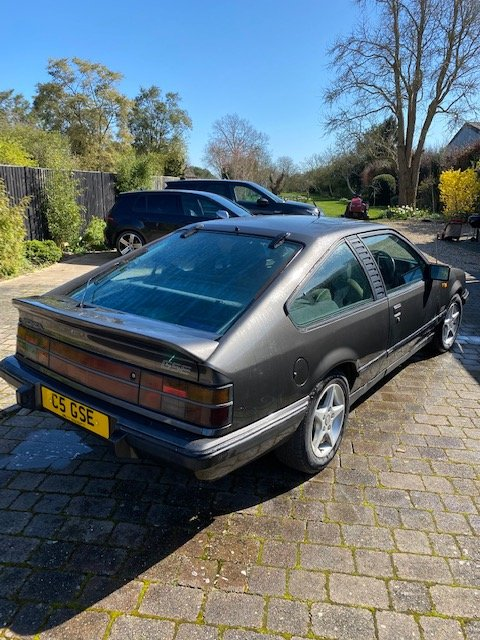 1986 Opel Monza GSE SOLD (picture 3 of 6)