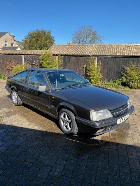 1986 Opel Monza GSE SOLD (picture 4 of 6)