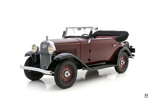 1932 OPEL 18C CABRIOLET For Sale