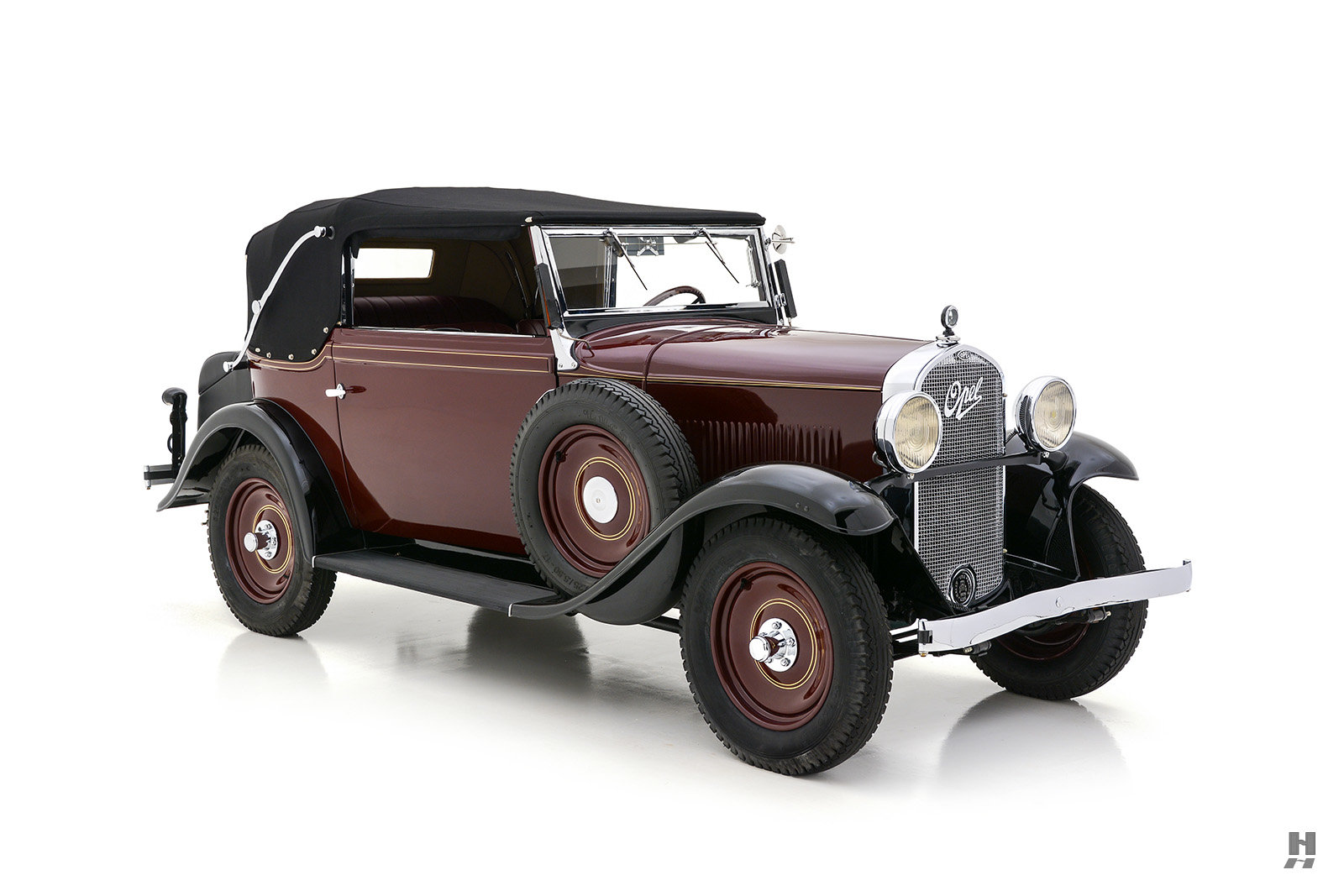 1932 OPEL 18C CABRIOLET For Sale (picture 2 of 6)