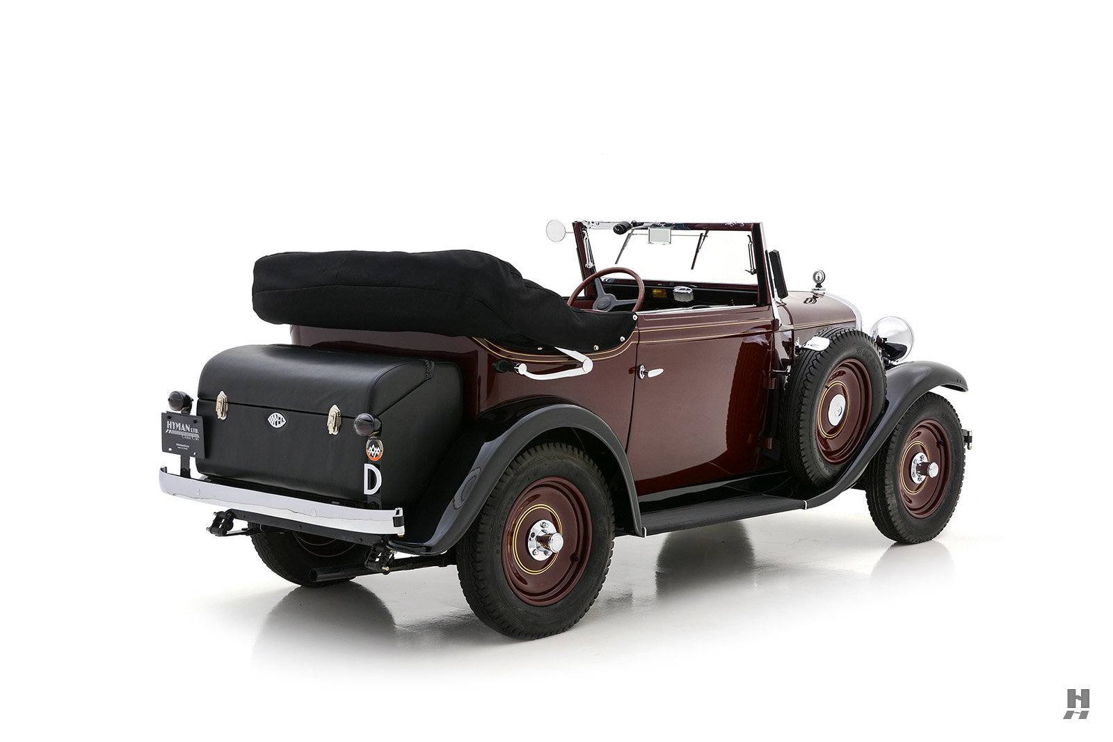 1932 OPEL 18C CABRIOLET For Sale (picture 5 of 6)