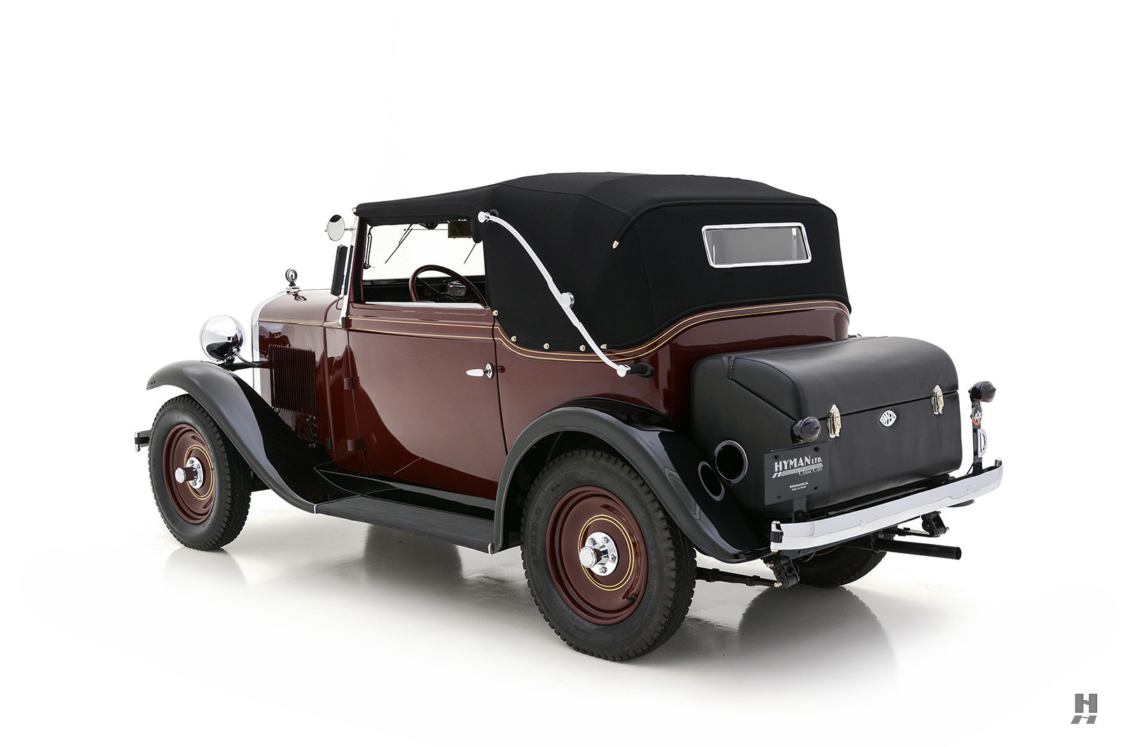1932 OPEL 18C CABRIOLET For Sale (picture 6 of 6)