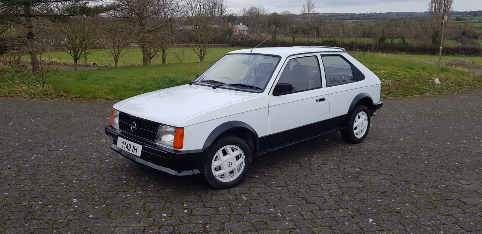 1982 Opel Kadett 1.6SR (Rare 2 door model) For Sale (picture 1 of 6)