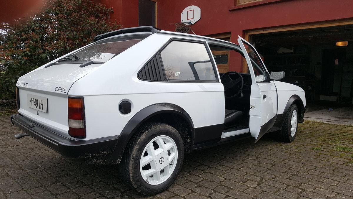 1982 Opel Kadett 1.6SR (Rare 2 door model) For Sale (picture 4 of 6)