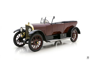 1918 OPEL 14/38 PS DOUBLE-PHAETON