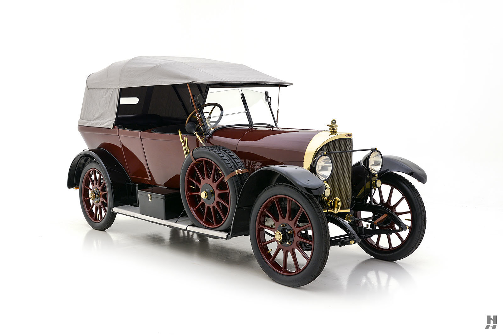 1918 OPEL 14/38 PS DOUBLE-PHAETON For Sale (picture 2 of 5)