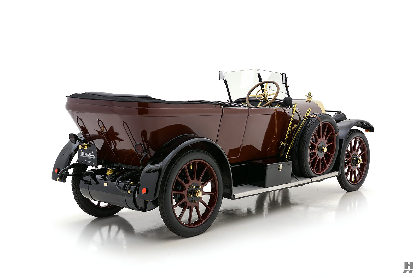 1918 OPEL 14/38 PS DOUBLE-PHAETON For Sale (picture 4 of 5)