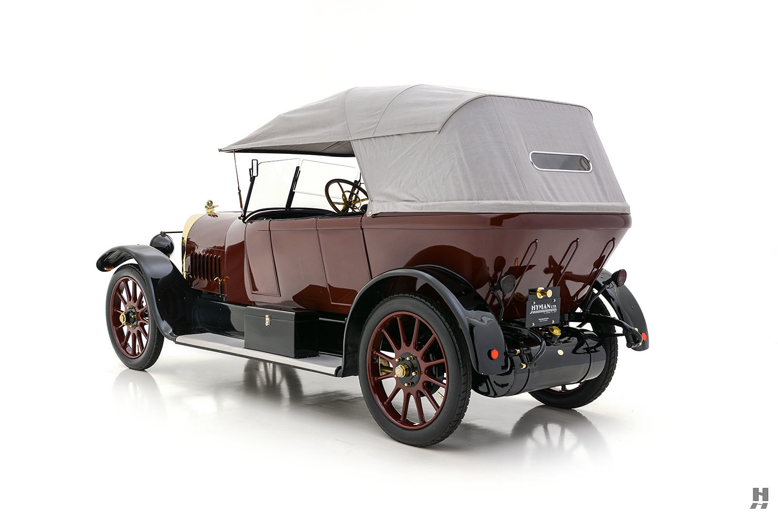 1918 OPEL 14/38 PS DOUBLE-PHAETON For Sale (picture 5 of 5)