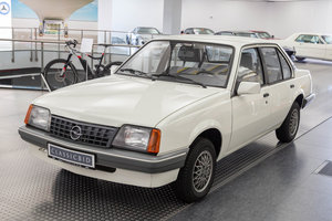 1986 Opel Ascona C  For Sale
