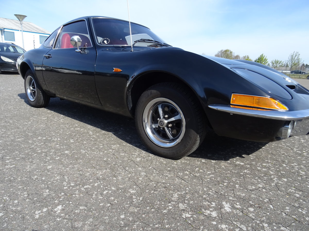 1973 Opel GT 1900 For Sale (picture 4 of 24)