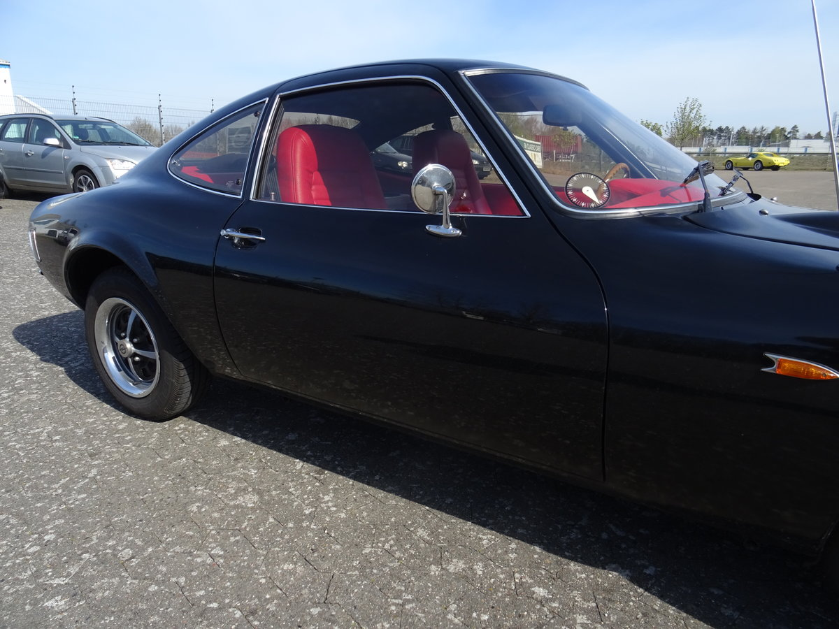 1973 Opel GT 1900 For Sale (picture 5 of 24)