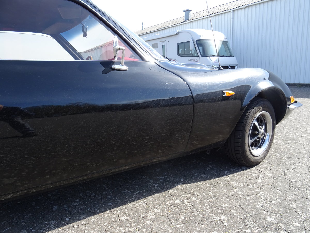 1973 Opel GT 1900 For Sale (picture 6 of 24)