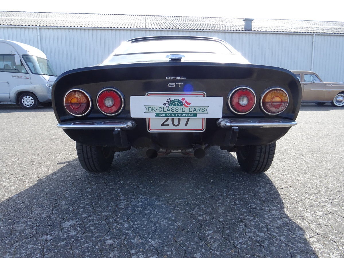 1973 Opel GT 1900 For Sale (picture 9 of 24)