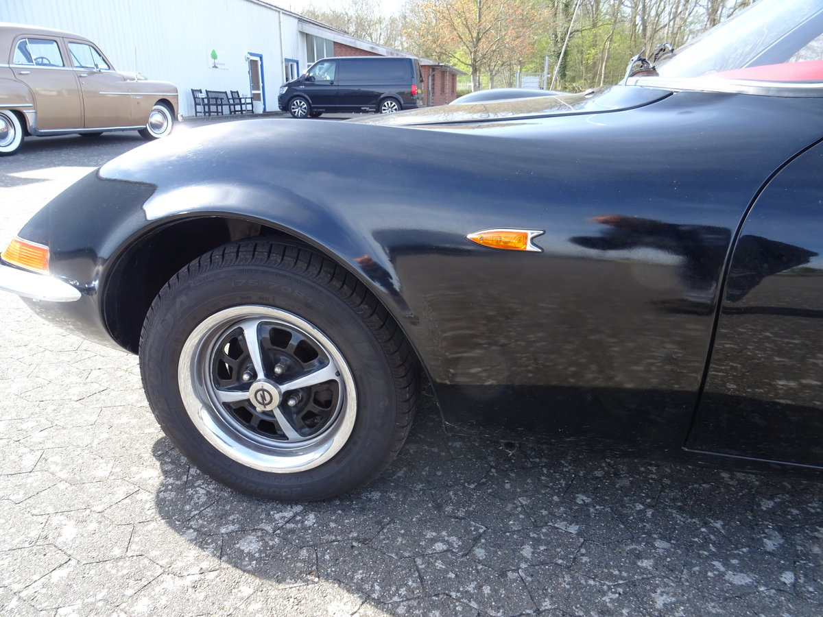 1973 Opel GT 1900 For Sale (picture 14 of 24)