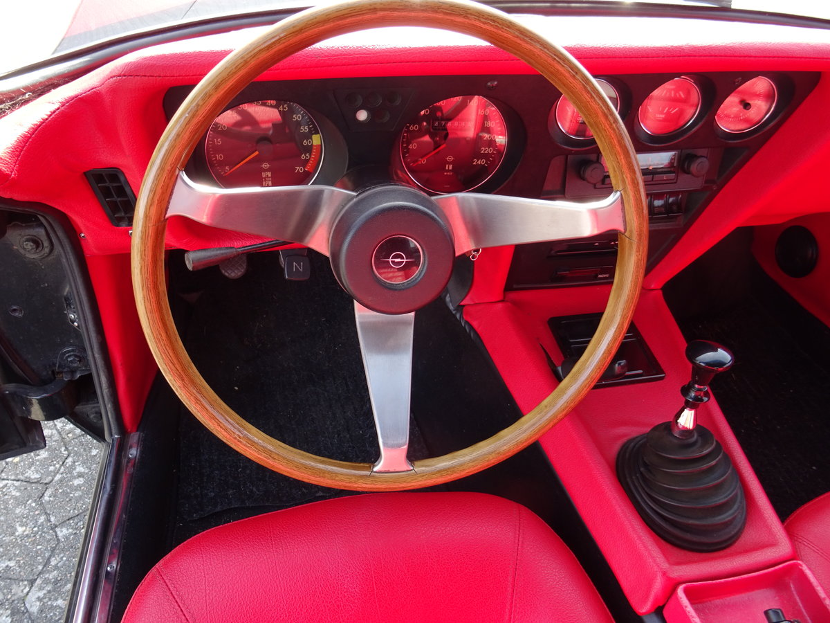 1973 Opel GT 1900 For Sale (picture 19 of 24)