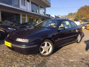1993 Opel Calibra 2.0 Turbo 16V 4X4 - Only 48.000KMS!! For Sale