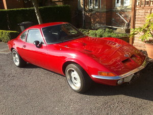 1969 Opel gt for sale or swap