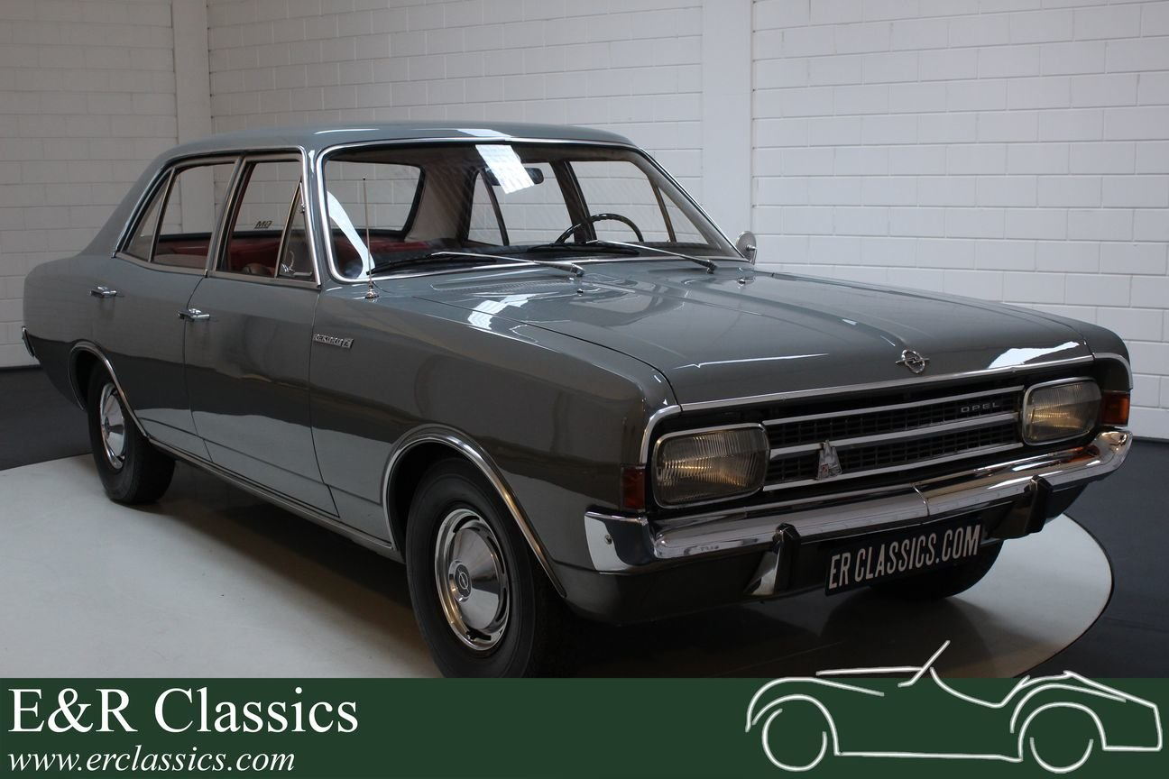 Opel Rekord C 1900 Sedan 1967 Very nice condition For Sale (picture 1 of 6)