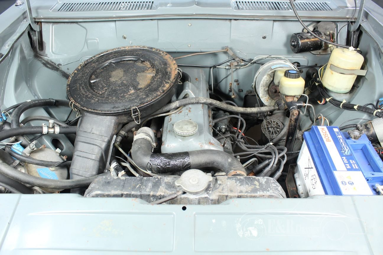 Opel Rekord C 1900 Sedan 1967 Very nice condition For Sale (picture 4 of 6)