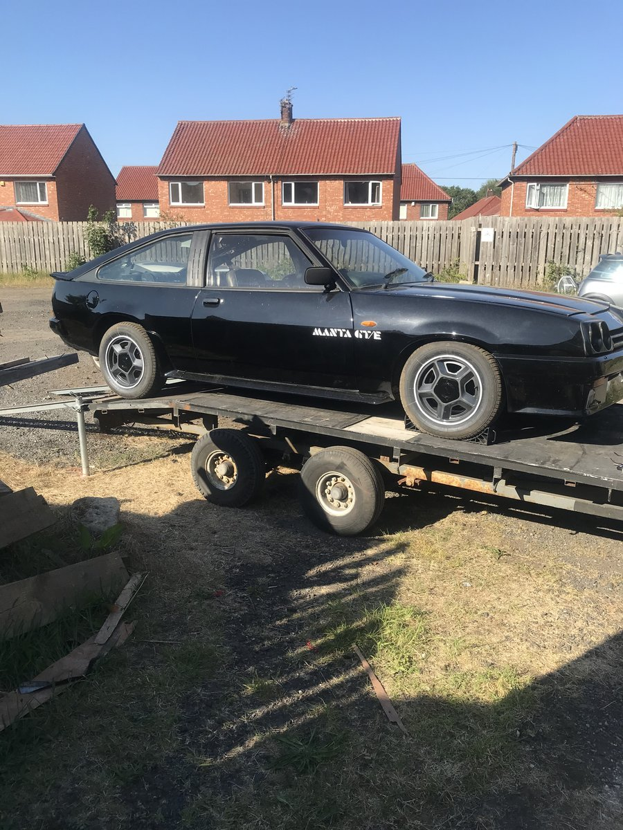 1988 Opel Manta GT/E exclusive For Sale (picture 2 of 6)