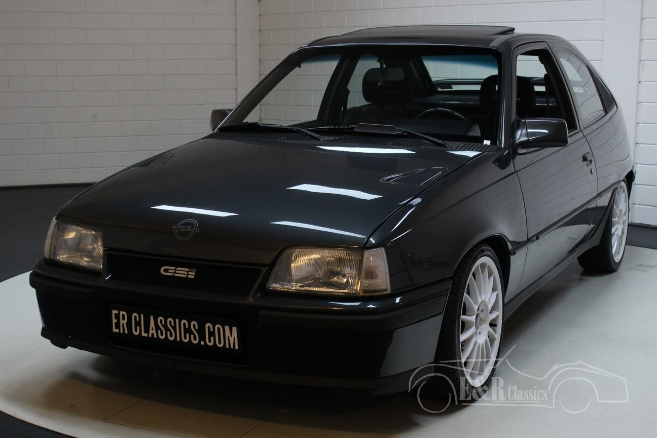 Opel Kadett E GSI 2.0 1990 Top condition For Sale (picture 4 of 6)
