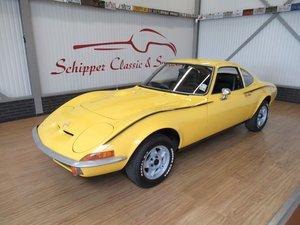 1971 Opel GT - AL 1900
