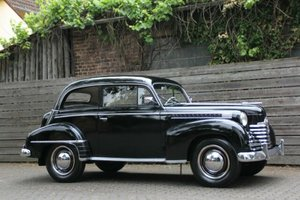 Opel Olympia Limousine, 1950 SOLD