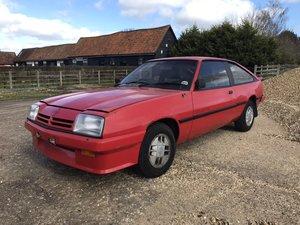 1985 Opel Manta Berlinetta 1.8S Project