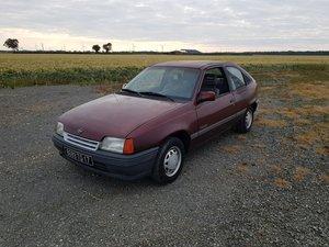 1991 Opel Kadett E  1.4S exclusive , 1 owner