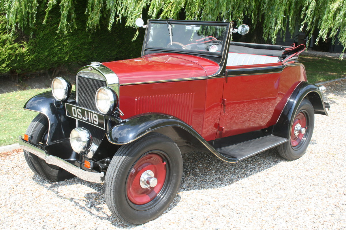 1932 Opel 2 Seat Cabrio Tourer 1.2. Delightful and very rare  For Sale (picture 1 of 6)