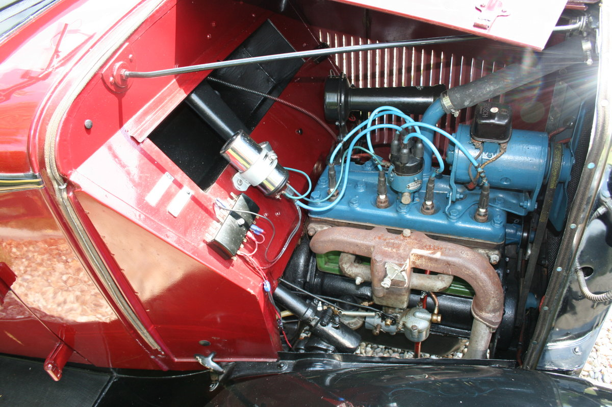 1932 Opel 2 Seat Cabrio Tourer 1.2. Delightful and very rare  For Sale (picture 3 of 6)
