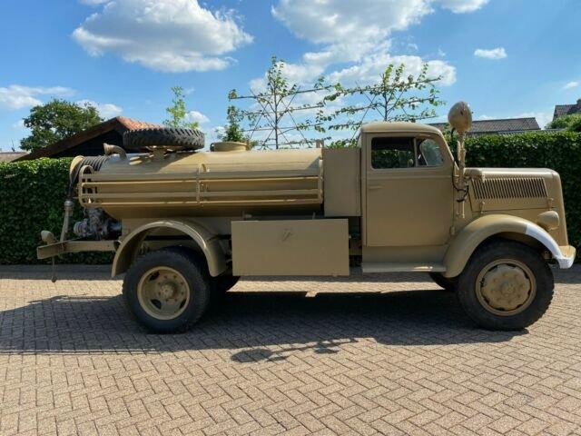 1944 Opel Opel Blitz Allrad WH 3,6 6700A Wasserwagen For Sale (picture 1 of 5)