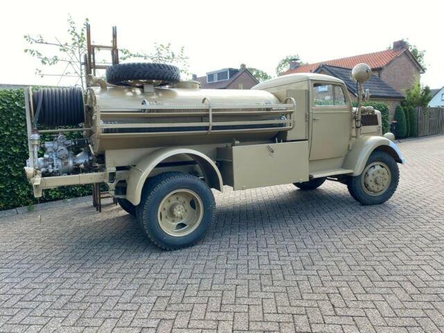 1944 Opel Opel Blitz Allrad WH 3,6 6700A Wasserwagen For Sale (picture 2 of 5)