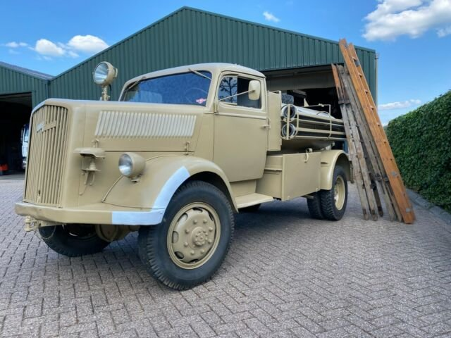1944 Opel Opel Blitz Allrad WH 3,6 6700A Wasserwagen For Sale (picture 3 of 5)
