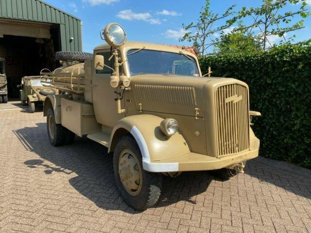1944 Opel Opel Blitz Allrad WH 3,6 6700A Wasserwagen For Sale (picture 5 of 5)