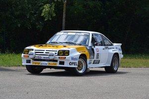 1983  Opel Manta 400 Gr. B ex Hugues Delage No reserve