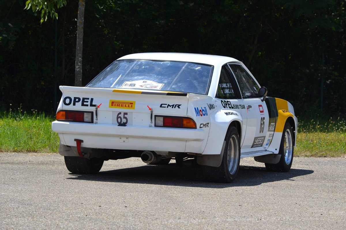 1983 Opel Manta 400 Gr. B ex Hugues Delage No reserve For Sale by Auction (picture 2 of 6)