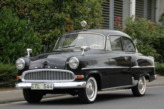 Opel Olympia Rekord, 1956, 7.900,- Euro For Sale (picture 1 of 6)