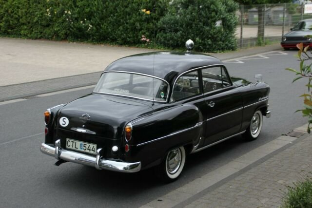 Opel Olympia Rekord, 1956, 7.900,- Euro For Sale (picture 2 of 6)